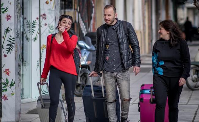 φύλαξη αποσκευών αεροδρόμιο Θεσσαλονίκη